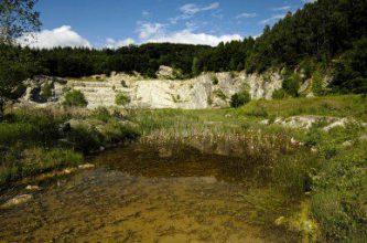 Einzigartige Landschaften sind im Naturschutzgroßprojekt Senne und Teutoburger Wald zu finden: Sand-Tal
